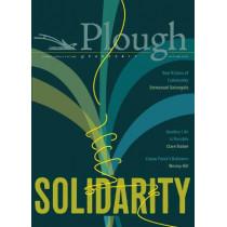 Plough Quarterly No. 25 - Solidarity by James Gurney, 9780874863543