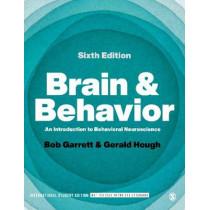 Brain & Behavior - International Student Edition: An Introduction to Behavioral Neuroscience by Bob Garrett, 9781071840948