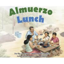 Almuerzo Lunch by Dr Joshua Lawrence Patel Deutsch, 9781087870090
