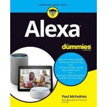 Alexa For Dummies by Paul McFedries, 9781119565864