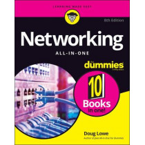Networking All-in-One For Dummies by Doug Lowe, 9781119689010