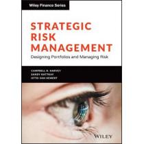 Strategic Risk Management: Designing Portfolios and Managing Risk by Sandy Rattray, 9781119773917