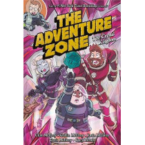 The Adventure Zone: The Crystal Kingdom by Clint McElroy, 9781250232656