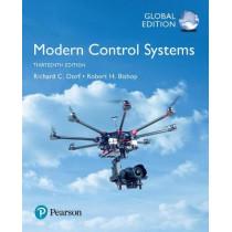 Modern Control Systems, Global Edition by Richard C. Dorf, 9781292152974