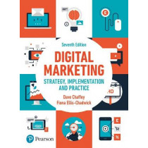 Digital Marketing by Dave Chaffey, 9781292241579