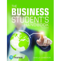 The Business Student's Handbook: Skills for Study and Employment by Sheila Cameron, 9781292304595