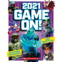 Game On! 2021 by Scholastic,, 9781338670875