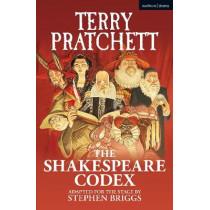The Shakespeare Codex by Terry Pratchett, 9781350244979