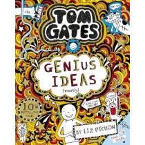 Tom Gates: Genius Ideas (mostly) by Liz Pichon, 9781407193465