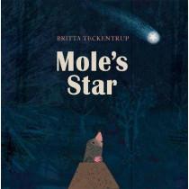 Mole's Star by Britta Teckentrup, 9781408342831
