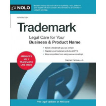 Trademark: Legal Care for Your Business & Product Name by Stephen Fishman, 9781413326659