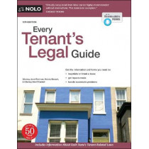 Every Tenant's Legal Guide by Janet Portman, 9781413328561