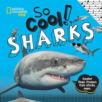 So Cool! Sharks by Crispin Boyer, 9781426333620