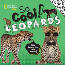 So Cool! Leopards by Crispin Boyer, 9781426335266