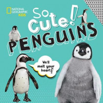 So Cute: Penguins by Crispin Boyer, 9781426337437