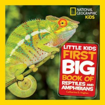 Little Kids First Big Book of Reptiles and Amphibians by Catherine D Hughes, 9781426338199