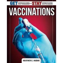 Vaccinations by Heather C Hudak, 9781427150936