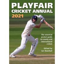 Playfair Cricket Annual 2021 by Ian Marshall, 9781472267542