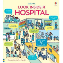 Look Inside a Hospital by Katie Daynes, 9781474948166