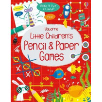 Little Children's Pencil and Paper Games by Kirsteen Robson, 9781474952125