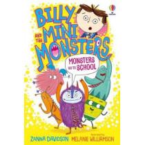 Monsters go to School by Zanna Davidson, 9781474978354
