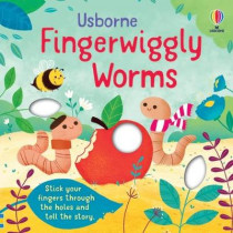 Fingerwiggly Worms by Felicity Brooks, 9781474986779