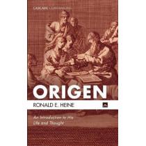 Origen by Ronald E Heine, 9781498288958