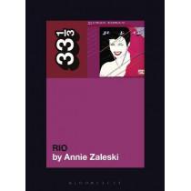 Duran Duran's Rio by Annie Zaleski, 9781501355189