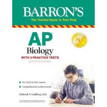 AP Biology: With 2 Practice Tests by Deborah T Goldberg, 9781506262093