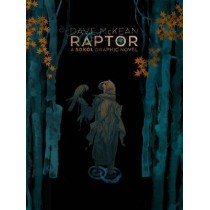Raptor: A Sokol Graphic Novel by Dave McKean, 9781506720630