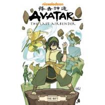 Avatar: The Last Airbender--The Rift Omnibus by Gene Luen Yang, 9781506721712