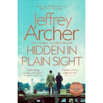 Hidden in Plain Sight by Jeffrey Archer, 9781509851348