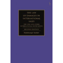 The Law of Damages in International Sales: The CISG and Other International Instruments by Professor Djakhongir Saidov, 9781509922741