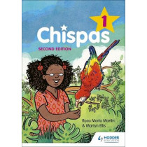 Chispas Level 1 2nd edn by Rosa Maria Martin, 9781510478848