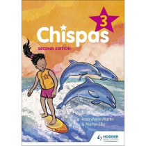 Chispas Level 3 2nd edn by Rosa Maria Martin, 9781510478886