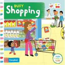 Busy Shopping by Campbell Books, 9781529016604