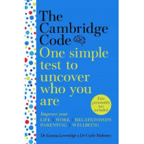 The Cambridge Code: One Simple Test to Uncover Who You Are by Curly Moloney, 9781529025637