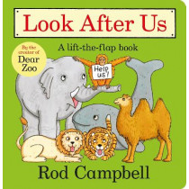 Look After Us by Rod Campbell, 9781529045741