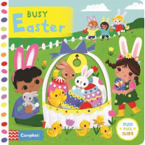 Busy Easter by Campbell Books, 9781529052305