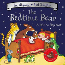 The Bedtime Bear: 25th Anniversary Edition by Ian Whybrow, 9781529057423