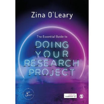 The Essential Guide to Doing Your Research Project by Zina O'Leary, 9781529713473