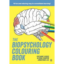 The Biopsychology Colouring Book by Suzanne Higgs, 9781529730913