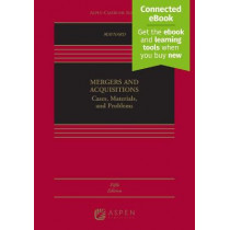 Mergers and Acquisitions: Cases, Materials, and Problems by Therese H Maynard, 9781543819731