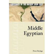 Middle Egyptian by Peter Beylage, 9781575069777