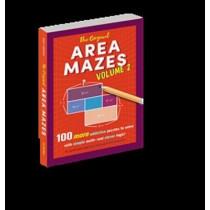Original Area Mazes, Vol. 2 by Naoki Inaba, 9781615195220