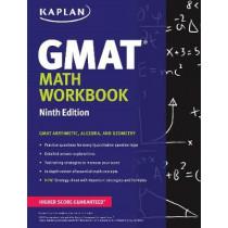 Kaplan GMAT Math Workbook by Kaplan Test Prep, 9781618658920