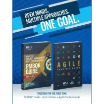 A guide to the Project Management Body of Knowledge (PMBOK guide) & Agile practice guide bundle by Project Management Institute, 9781628253825