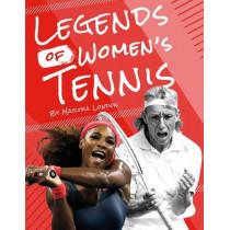 Legends of Women's Tennis by Martha London, 9781634942867