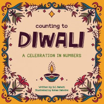 Counting to Diwali by S C Baheti, 9781636830094