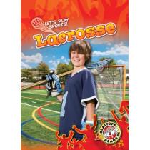 Lacrosse by Kieran Downs, 9781644874264